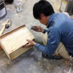 DIY犬小屋作成
